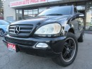 Used 2004 Mercedes-Benz ML 350 Classic for sale in Scarborough, ON