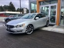 Used 2015 Volvo S60 T6 Platinum / 7,500 Km!! for sale in North Vancouver, BC
