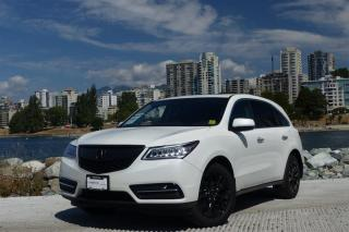 Used 2016 Acura MDX Navi *Navigation/Leather/Sunroof* for sale in Vancouver, BC