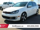 Used 2011 Volkswagen Golf GTI GTI , sunroof, auto for sale in Edmonton, AB