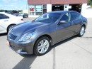 Used 2012 Infiniti G25X for sale in Guelph, ON