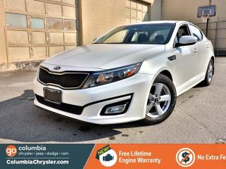 Used 2015 Kia Optima LX for sale in Richmond, BC