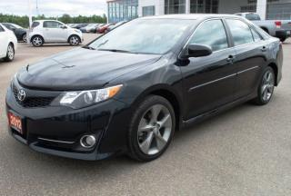 Used 2012 Toyota Camry SE for sale in Petawawa, ON