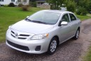 Used 2011 Toyota Corolla CE for sale in Petawawa, ON