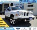 Used 2016 Jeep Patriot Sport/North | HEATED SEATS | NAV | SUNROOF | for sale in Brantford, ON