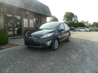 Used 2013 Ford Fiesta Titanium for sale in Ridgetown, ON