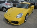Used 2006 Porsche Cayman LOADED S-MODEL 2 PASSENGER 3.4L - V6 ENGINE.. LEATHER.. HEATED SEATS.. KEYLESS ENTRY.. 'SPORT' & 'ECO' MODE PACKAGE.. for sale in Bradford, ON