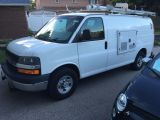 Photo of White 2009 Chevrolet Express
