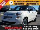 Used 2014 Fiat 500 L Pop-Manual Transmission $96 bi-Weekly! for sale in Belleville, ON