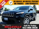 Used 2016 Jeep Cherokee North-Just $190 bi-Weekly! for sale in Belleville, ON