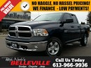 Used 2016 Dodge Ram 1500 ST-SXT-$200 BI-Weekly for sale in Belleville, ON