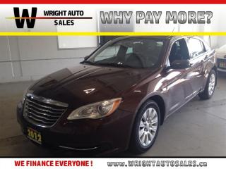 Used 2012 Chrysler 200 LX|LOW MILEAGE|AIR CONDITIONING|50,987 KMS for sale in Cambridge, ON