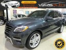 Used 2013 Mercedes-Benz ML-Class ML 350 BLUETEC**DESIGNO**4MATIC for sale in Woodbridge, ON