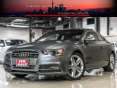 Used 2014 Audi S5 V6T|6 SPEED|NAVI|RED INTERIOR for sale in North York, ON