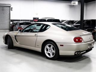 Used 1999 Ferrari 456 M LOCAL ONT CAR CLEAN CARPROOF for sale in Vaughan, ON