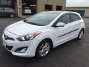 Used 2013 Hyundai Elantra GT GT HATCH 2.0L/SUNROOF/HEATED SEATS CALL BELLE for sale in Picton, ON