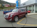 New 2016 Cadillac Escalade Premium Collection for sale in Kamloops, BC