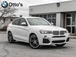 Used 2016 BMW X4 xDrive35i for sale in Ottawa, ON