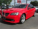 Used 2009 Pontiac G8 V6 for sale in London, ON