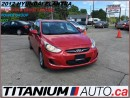 Used 2012 Hyundai Accent GLS+USB & AUX Input+Auto+Traction & Cruise Control for sale in London, ON