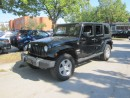 Used 2007 Jeep Wrangler Unlimited Sahara for sale in North York, ON
