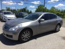 Used 2009 Infiniti G37X AWD * LEATHER * SUNROOF * NAV * REAR CAM * HEATED SEATS for sale in London, ON