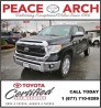 Used 2014 Toyota Tundra CREW MAX 1794 EDITION-NAVIGATION for sale in Surrey, BC
