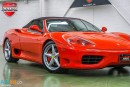 Used 2004 Ferrari 360 Modena Spider -SALE PENDING- for sale in Oakville, ON