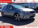 Used 2017 Kia Forte EX + | $132 BI-WEEKLY | BACKUP CAMERA | LOAD for sale in Georgetown, ON