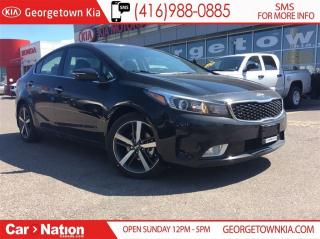 Used 2017 Kia Forte SX | $155 BI-WEEKLY | 10 AVAILABLE | TOP LINE | for sale in Georgetown, ON