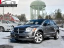 Used 2011 Dodge Caliber Uptown Leather! for sale in Stittsville, ON