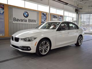 Used 2017 BMW 330i xDrive Sedan for sale in Edmonton, AB