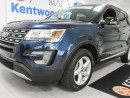 Used 2017 Ford Explorer XLT 4WD Ecoboost with NAV, back up cam, for sale in Edmonton, AB