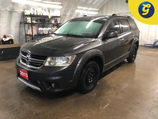 Used 2015 Dodge Journey R/T * AWD * 7 passenger * Navigation *  Leather * Overhead 9
