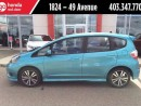 Used 2014 Honda Fit for sale in Red Deer, AB