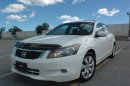 Used 2008 Honda Accord EX-L LEATHER / SUNROOF LOADED CERTIFIED & E-TEST ! for sale in Scarborough, ON