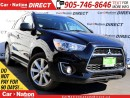 Used 2014 Mitsubishi RVR GT| 4X4| LEATHER| PANO ROOF| BACK UP CAMERA| for sale in Burlington, ON