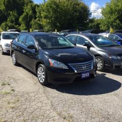 Used 2013 Nissan Sentra pCERTIFIED- FE+E for sale in Scarborough, ON