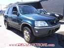 Used 1997 Honda CR-V 4D Utility AWD for sale in Calgary, AB
