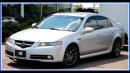 Used 2007 Acura TL Type-S w/Navigation for sale in Scarborough, ON