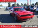 New 2016 Dodge Challenger SRT 392 SRT, Sunroof, Remote Start & Performance Automatic for sale in Courtenay, BC