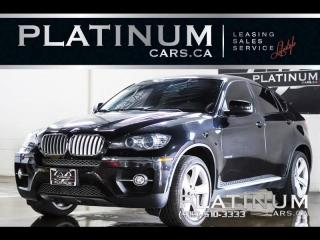 Used 2012 BMW X6 xDrive35i, NAVI, SUN for sale in North York, ON
