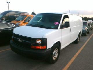 2009 Chevrolet Express 3500 Cargo Van