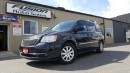 Used 2015 Chrysler Town & Country DUAL DVD-BACK UP CAMERA-DUAL AIR/HEAT-STO-N-GO for sale in Tilbury, ON
