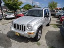 Used 2004 Jeep Liberty for sale in Sarnia, ON