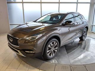 Used 2017 Infiniti QX30 Navigation for sale in Edmonton, AB