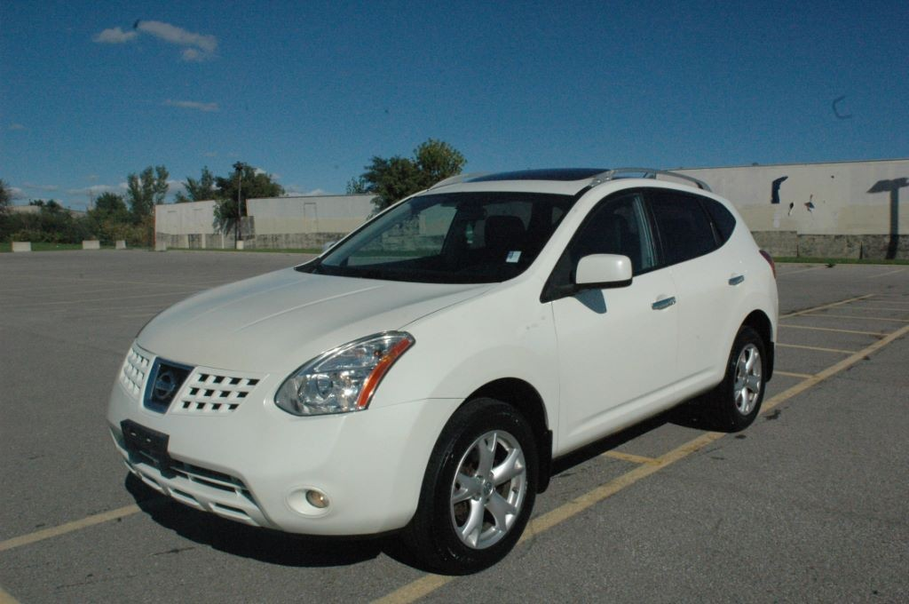 used 2010 nissan rogue sl awd for sale in scarborough. Black Bedroom Furniture Sets. Home Design Ideas