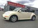 Used 2008 Volkswagen New Beetle Convertible!! Fun to Drive!! for sale in Surrey, BC