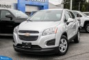 New 2016 Chevrolet Trax LS for sale in Port Coquitlam, BC