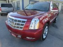 Used 2013 Cadillac Escalade ESV LOADED PLATINUM EDITION 7 PASSENGER 6.2L - V8.. AWD.. CAPTAINS & 3RD ROW.. LEATHER.. SUNROOF.. FOUR DVD SCREENS.. NAVIGATION.. BACK-UP CAMERA.. for sale in Bradford, ON